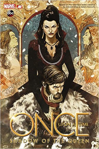 Shadow of the Queen comic book