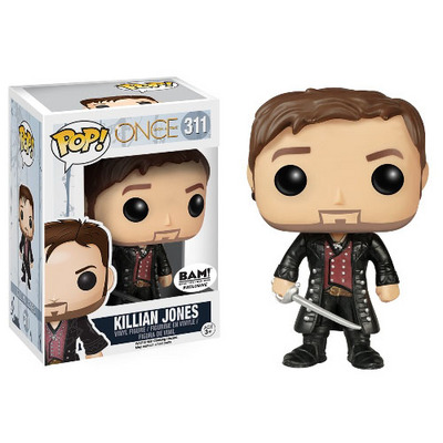 Funko Pop Killian Jones
