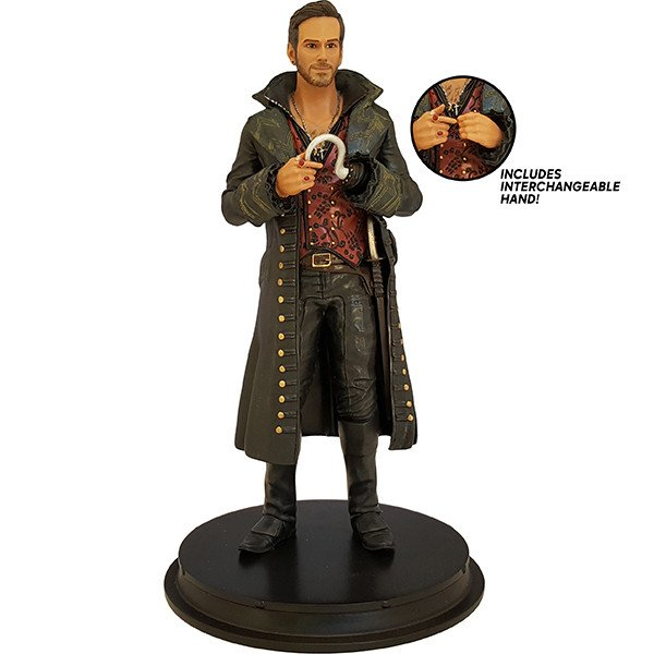 Icon Heroes Captain Hook Statue sdcc exclusive