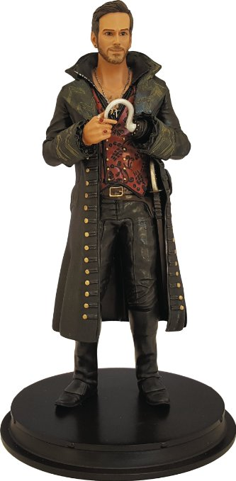 Icon Heroes Captain Hook Statue
