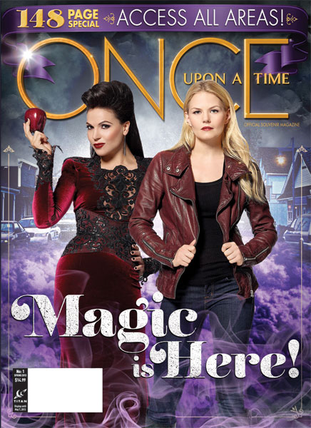 Once Upon a Time Souvenir Magazine, Issue #1