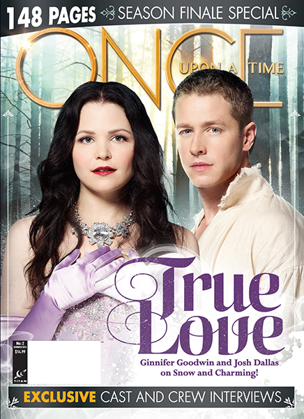 Once Upon a Time Souvenir Magazine, Issue #2