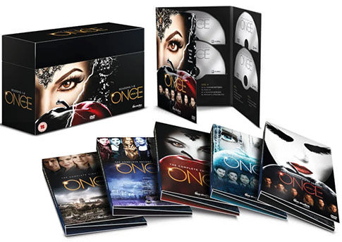 Seasons 1-6 Blu-ray